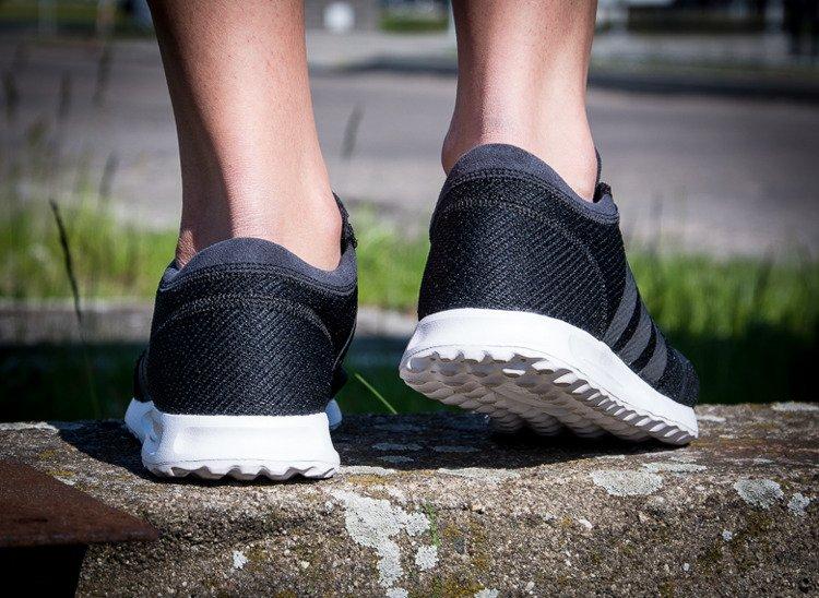 ADIDAS LOS ANGELES K (S74874) Czarny | Womens  Adidas