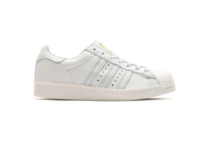 adidas superstar vintage white