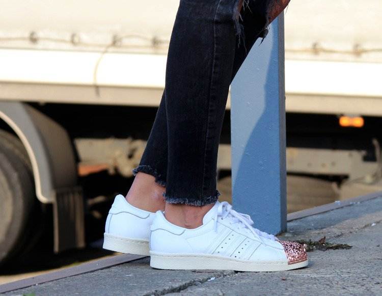 ADIDAS Superstar 80s 3D Metal Toe (BB2034)