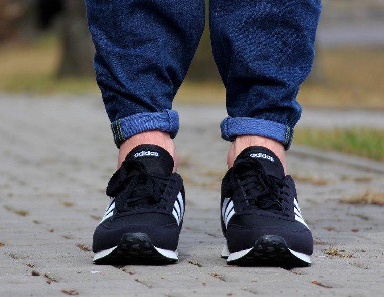 adidas v racer mens trainers