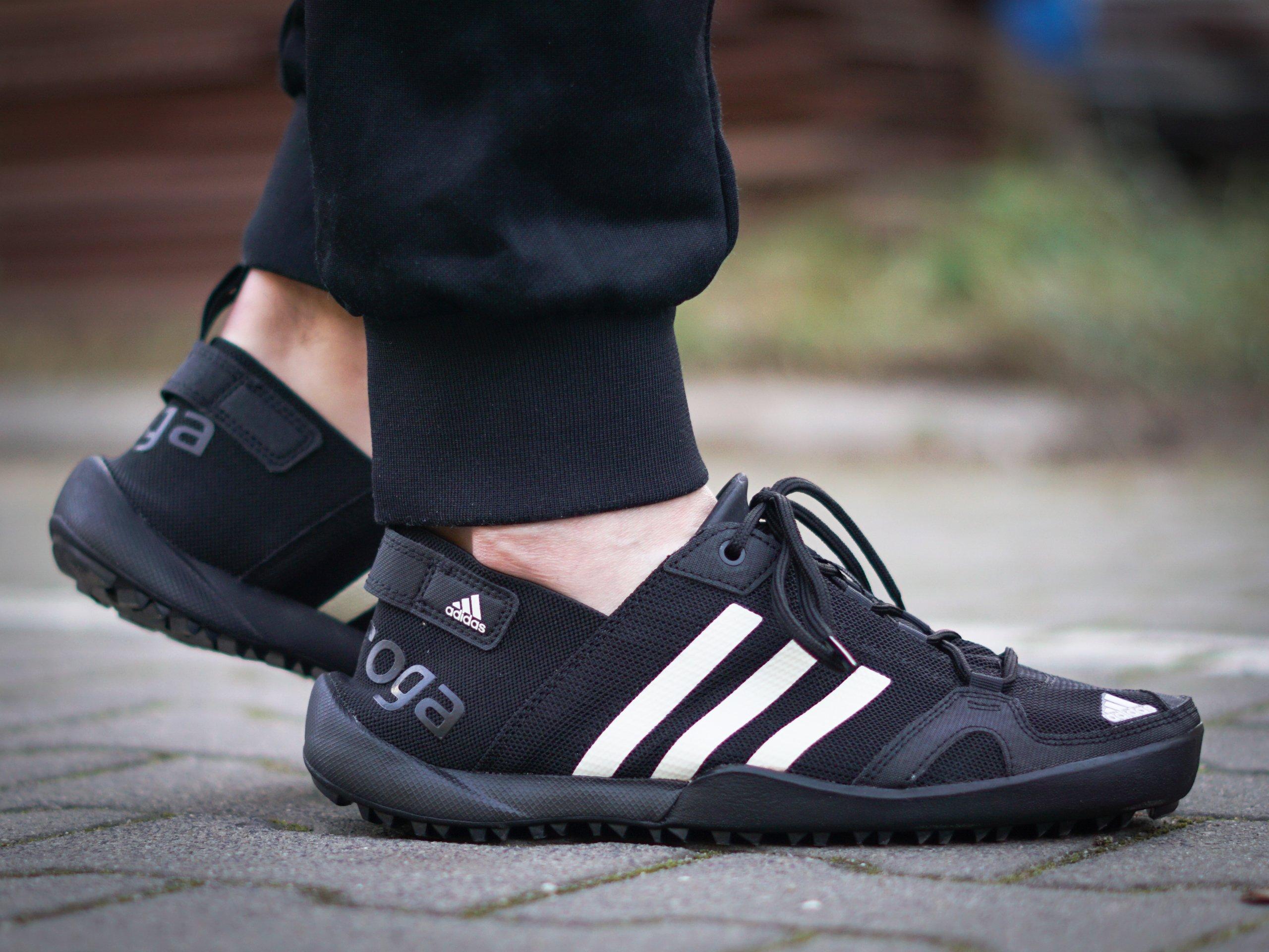 Adidas - Climacool Daroga Two Q21031 - Trekking Shoes - Black / White