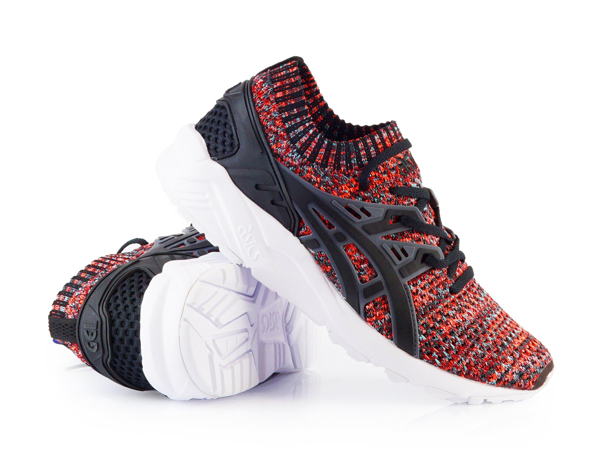 Asics - Gel-Kayano trainer knit HN7M4-9790 - Sneakers - Black ...