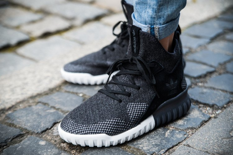 adidas tubular x pk noir