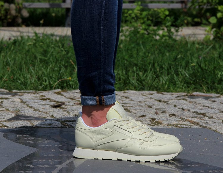 REEBOK CLASSIC LEATHER PASTELS WASHED