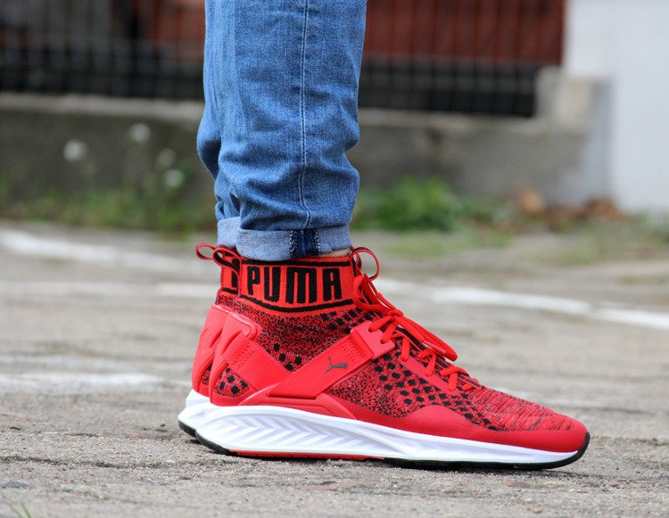 super popular 04ed0 e1892 PUMA IGNITE EVOKNIT HIGH (189697-02) | Mens \ Puma | Kicks ...