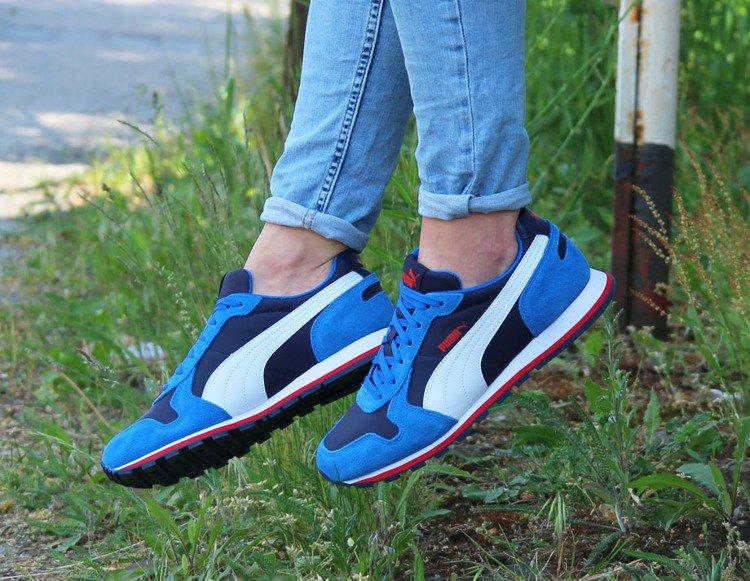 Verkauf Puma ST Runner NL Jr. Sneaker Schuhe 358770 14 Damen