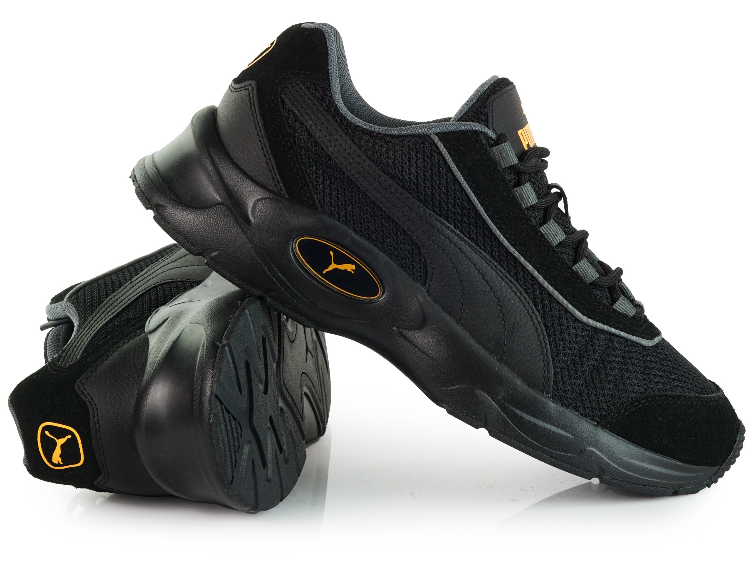 Puma - Nucleus Lux 370481-01 - Sneakers - Black | Mens \ Puma ...