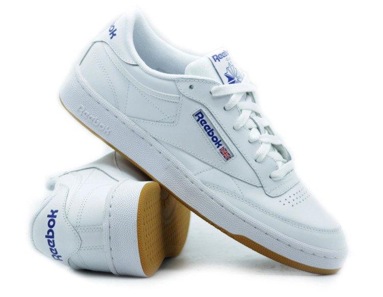 REEBOK CLUB C 'WHITE' (AR0459) Biały | Mens \\ Reebok | Kicks Sport