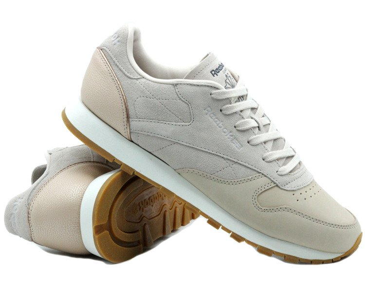 Reebok Classic Leather Golden Neutrals SandtrapRose Gold