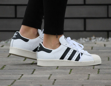 ADIDAS SUPERSTAR 80's (S76416)