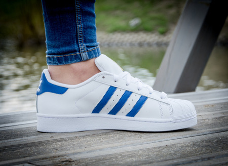 ADIDAS SUPERSTAR FOUNDATION (S74944)