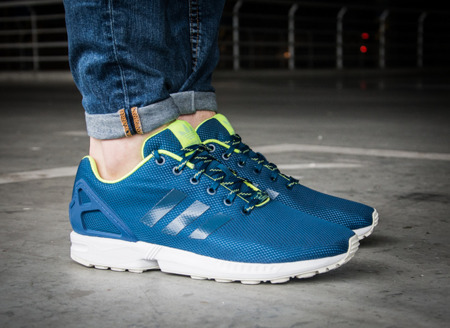 ADIDAS ZX FLUX NIGHT FLASH (S79101)