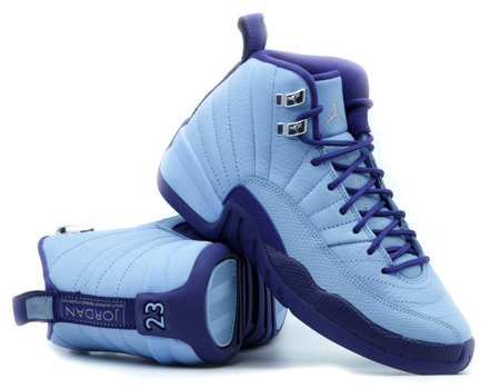 "AIR JORDAN 12 RETRO GG ""PURPLE DUST"" (510815-418)"