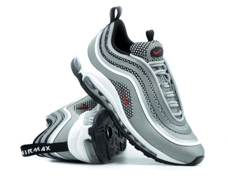 "AIR MAX 97 ULTRA '17 ""METALLIC SILVER""  (917704-002)"
