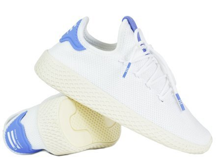 Adidas - PW Tennis HU C BD8068 - Sneakers - White / Blue