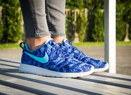 "BEST PRICE! NIKE ROSHERUN ""BLUE NAVY"" (599432-440)"