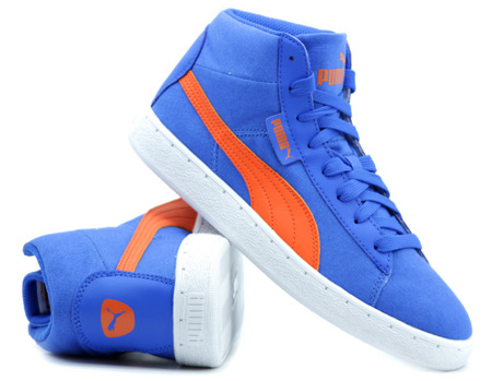 BEST PRICE! PUMA '48 MID CANVAS JR (358202-01)