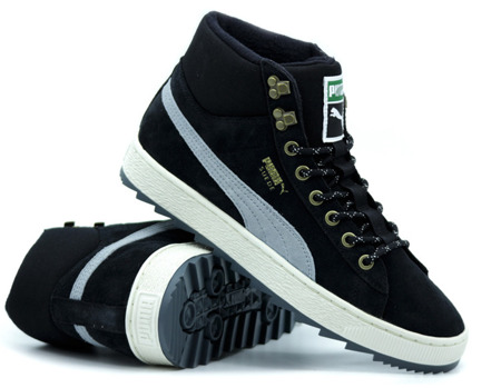 BEST PRICE! PUMA SUEDE CLASSIC X BOOT RUGGE (357017-02)