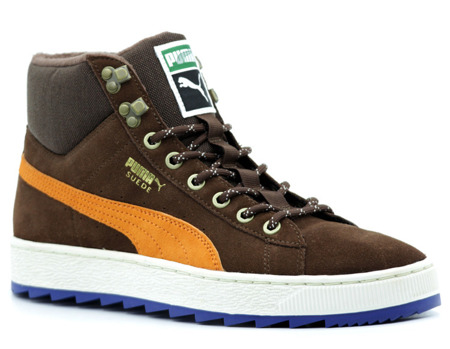 BEST PRICE! PUMA SUEDE CLASSIC X BOOT RUGGE (357017-03)