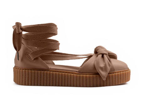 BEST PRICE! PUMA X FENTY RIHANNA BOW CREEPER SANDAL (365794-03)
