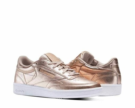 "BEST PRICE! REEBOK CLUB C 85 ""MELTED METAL"" (BS7899)"