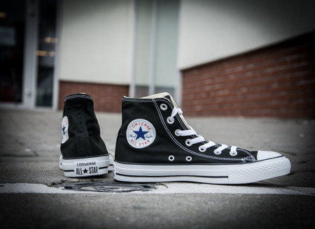 CONVERSE ALL STAR HI BLACK (M9160C)