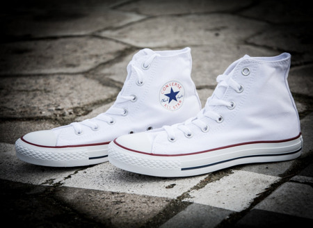 CONVERSE ALL STAR HI OPTIC WHITE (M7650C)