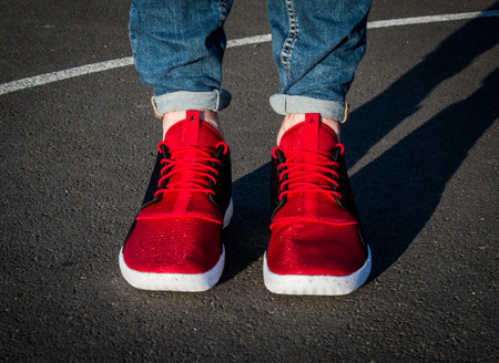 JORDAN ECLIPSE GYM RED (724010-604)