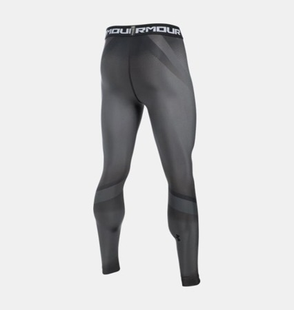 LEGGINSY UNDER ARMOUR CHARGED COMPRESSION (1267643-040)