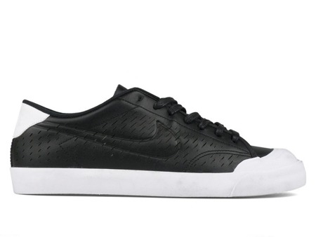NIKE ALL COURT PREMIUM TRAINERS IN BLACK (724271-002)