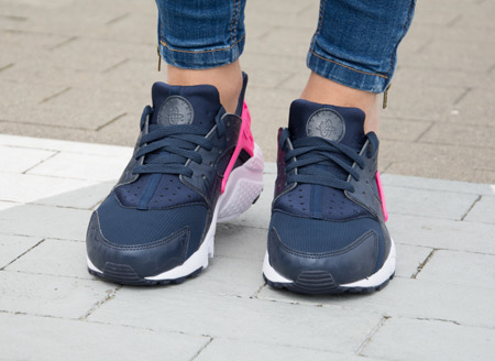 NIKE HUARACHE RUN GS (654280-406)