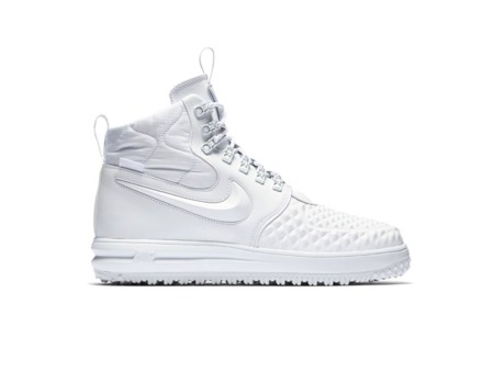 "NIKE LUNAR FORCE 1 '17 DUCBOOT IBEX ""WHITE"" (AA1123-100)"