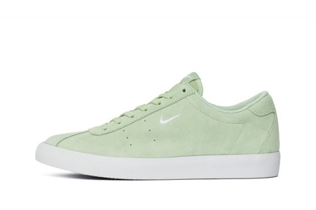 NIKE MATCH CLASSIC SUEDE FRESH MINT (844611-301)
