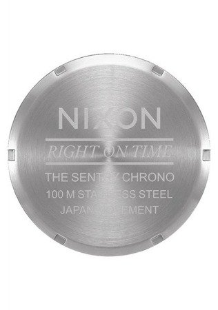 NIXON SENTRY CHRONO LEATHER (A4052788)