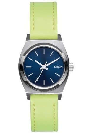 NIXON SMALL TIME TELLER LEATHER (A5092080)
