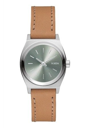 NIXON SMALL TIME TELLER LEATHER (A5092217)