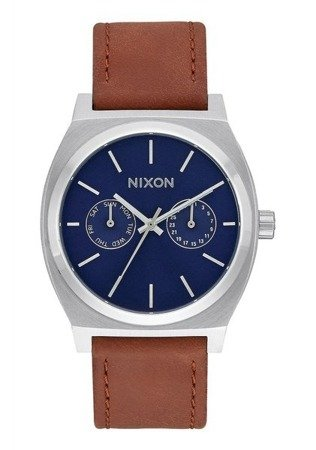 NIXON TIME TELLER DELUXE LEATHER (A9272307)