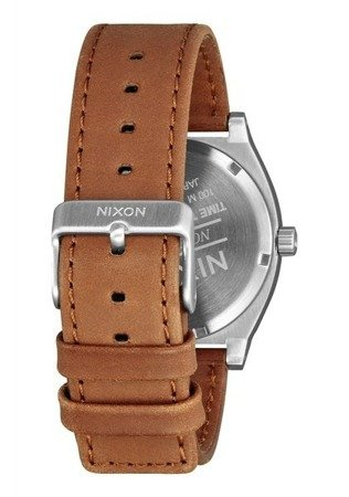 NIXON TIME TELLER DELUXE LEATHER (A9272310)