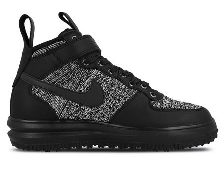 Nike Wmns Lunar Force 1 Flyknit Workboot  (860558-001)