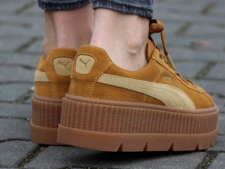 PUMA Cleated Creeper Suede WN'S (366268-02)