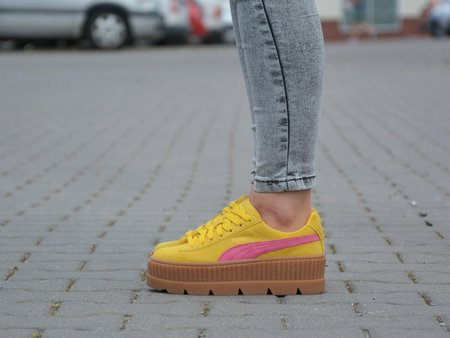 PUMA Cleated Creeper Suede WN'S (366268-03)