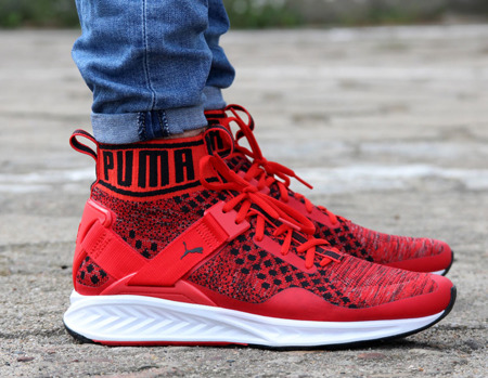 PUMA IGNITE EVOKNIT HIGH (189697-02)
