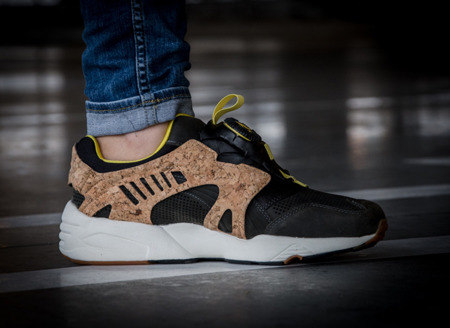 PUMA LEATHER DISC CAGE LUX (356410-03)