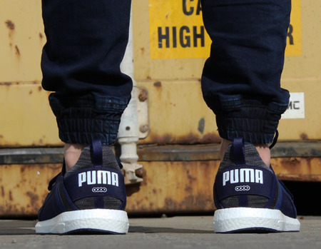 PUMA MEGA NRGY HEATHER (191095-03)