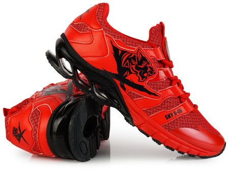 Plein - Sport Runner Tiger Jump A18S MSC1366 SXV001N 13 - Sneakers - Red