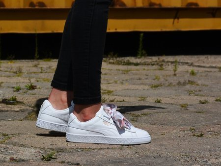 Puma Basket Heart Hexagon Wn`s 369854-02