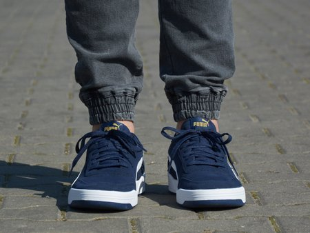Puma - Caracal Sd 370304-03 - Sneakers - Navy