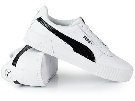Puma - Carina PFS 371212-02 - Sneakers - White / Black