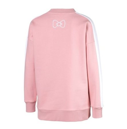Puma - Hello Kitty 597139-14 - Sweatshirt - Pink