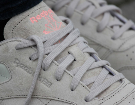 REEBOK CLASSIC LEATHER EB BEIGE WOMEN (BS5112)